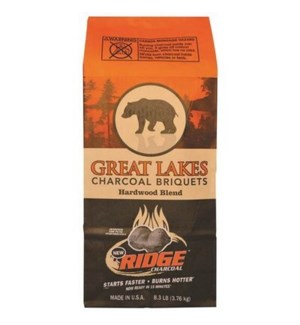 GREAT LAKES CHARCOAL 7.7LB