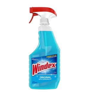 WINDEX WINDOW CLEANER 23 OZ