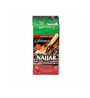 NAJJAR COFFEE W/CARDAMON 450 GR