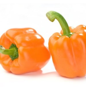 ORANGE PEPPERS (PACK OF 2 PIECES)