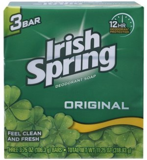 IRISH SPRING ORIGINAL 3 PACK