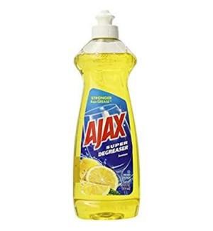 AJAX DISH LEMON 14OZ