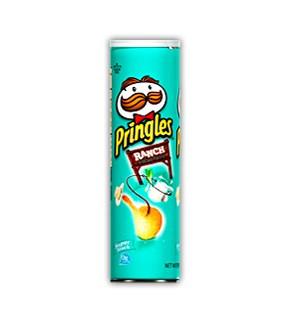 PRINGLES RANCH 5.96OZ