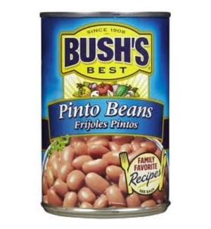 BUSH PINTO BEANS 16OZ