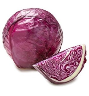 RED CABBAGE (1 HEAD)