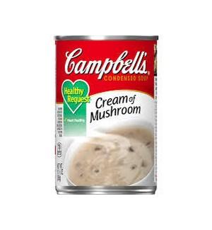 CAMPBELL'S CREAM OF MUSHROOM  10.75 OZ