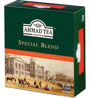 AHMAD TEA SPECIAL BLEND 100 TEA BAG