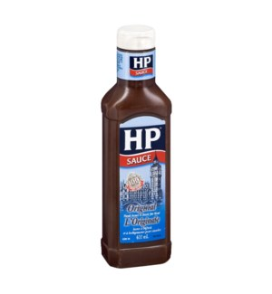 HP STEAK SAUCE 14OZ
