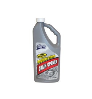 FIRST FORCE DRAIN OPENER 32 OZ