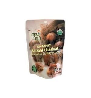 MR. NUT ORGANIC CHESTNUTS 100 G 50/CASE