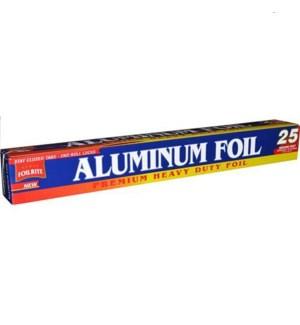 FOILRITE ALUMINUM FOIL 25 SQFT