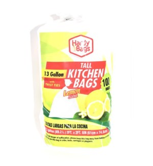 HARDY BAGS TALL KITCHEN BAGS