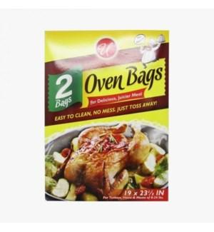 U OVEN BAGS 2CT