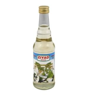 ZIYAD ORANGE BLOSSOM WATER 10.5 OZ GLASS