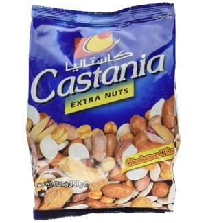 CASTANIA EXTRA MIXED NUTS (BLUE BAG) 350G