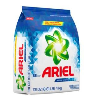 ARIEL DETERGENT 4 KG