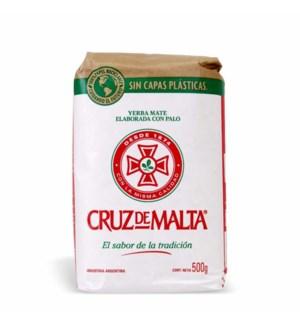 CRUZDE MALTA YERBA MATE TEA 500 G
