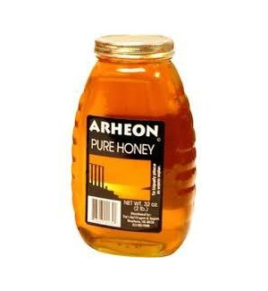 ARHEON PURE HONEY 2 LB JAR