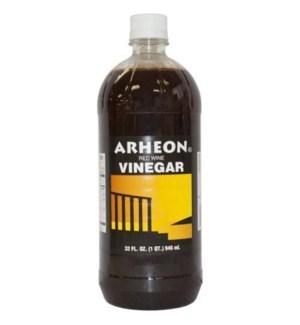 ARHEON RED WINE VINEGAR 32FLOZ