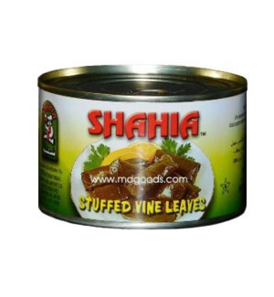 SHAHIA STUFFED VINE LEAVES 14OZ