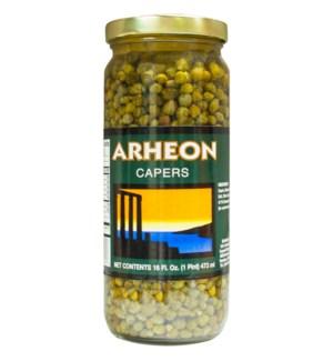 ARHEON CAPERS NONPARIEL 16 OZ