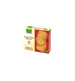 GULLON TEA AND COFFE BISCUIT 800G 12/CASE