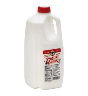 KAROUN YOGURT DRINK PLAIN 1/2 GAL