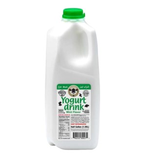 KAROUN YOGURT DRINK MINT 1/2GAL