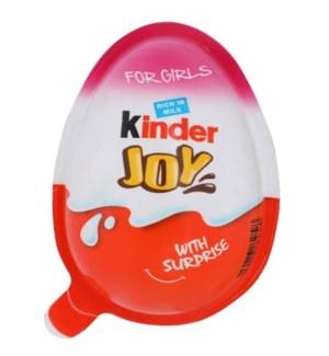 KINDER JOY FOR GIRLS 20 G