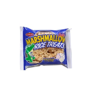 HALAL MARSHMALLOW RICE TREATS (PLAIN) 12CT