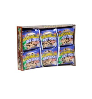 HALAL MARSHMALLOW RICE TREATS CHOCOLATE CHIP 12CT