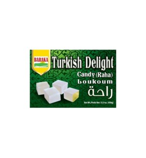 BARAKA TURKISH DELIGHT 450 G