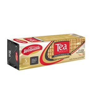 WELLMADE TEA BISCUIT 170G