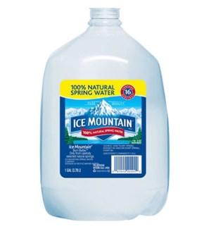 ICE MOUNTAIN SPRING WATER  1GAL