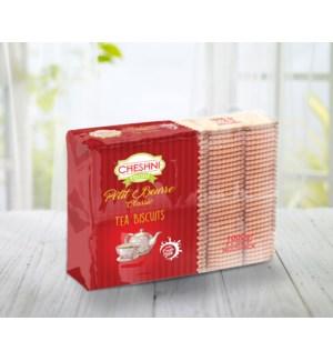 CHESHNI PETIT BEURRE CLASSICS TEA BISCUITS 1000 G