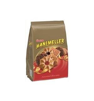 ULKER HANIMELLER ASSORTED BISCUITS 180 G 15/CASE