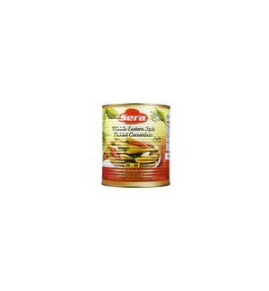 SERA PICKLED CUCUMBER MIDDLE EASTERN STYLE 30-35 3000 G