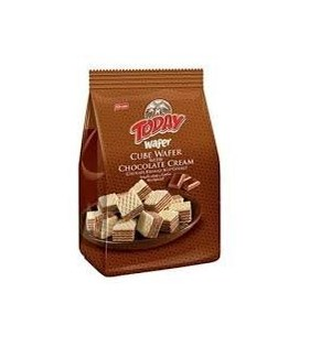 ELVAN TODAY CUBE WAFER CHOCOLATE 200 G 12/CASE