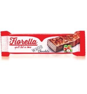 FIORELLA CHOCOLATE WAFER W HAZELNUT 35 G