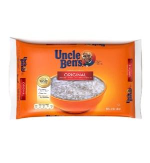 Uncle Ben's Original Converted Brand Enriched Parboiled Long Grain Rice (12 lb. bag)
