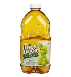 JUICY JUICE WHITE GRAPE 64OZ