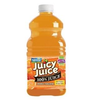 JUICY JUICE ORANGE TANGERINE 64 OZ