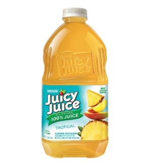 JUICY JUICE TROPICAL 64OZ