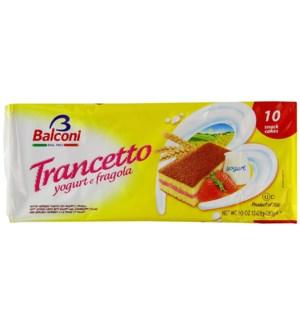 BALCONI TRANCETTO FRAGOLA 280 G