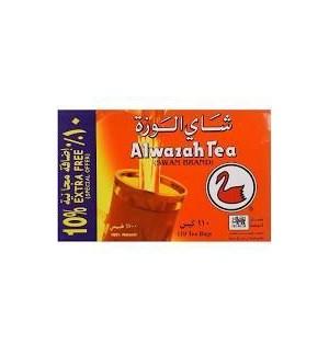 AL WAZAH TEA BAGS 120CT