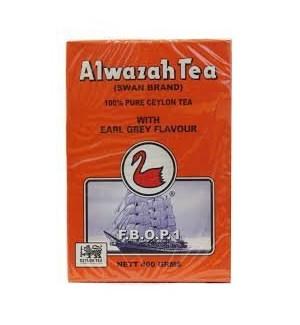 ALWAZAH TEA LOOSE W/EARL GREY TEA 360G