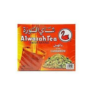 ALWAZAH TEA W/CARDAMOM 100 BAGS