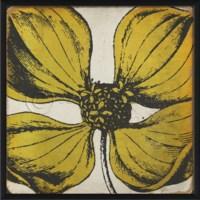 EB Vintage Color Flower II