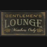 EB Gentlemens Lounge Members Only