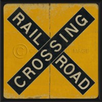 EB Railroad Crossing